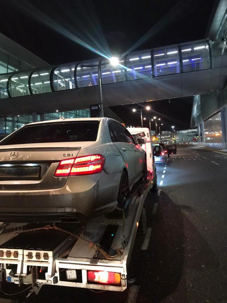 24 hour car transport
