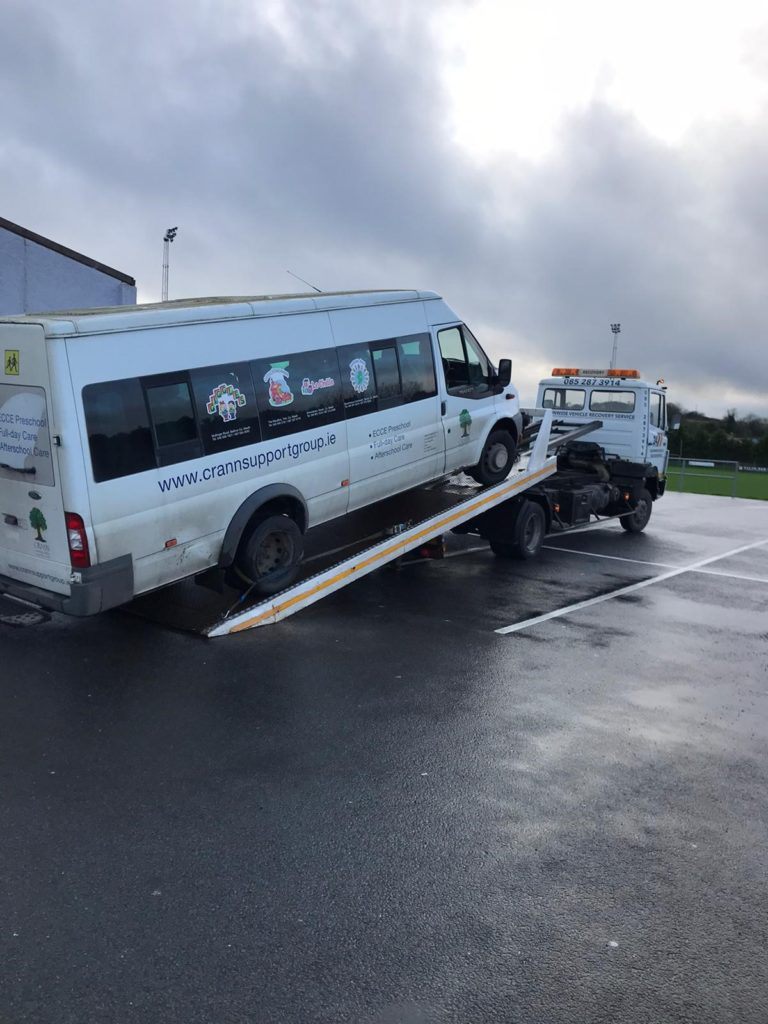 Towing for Vans
