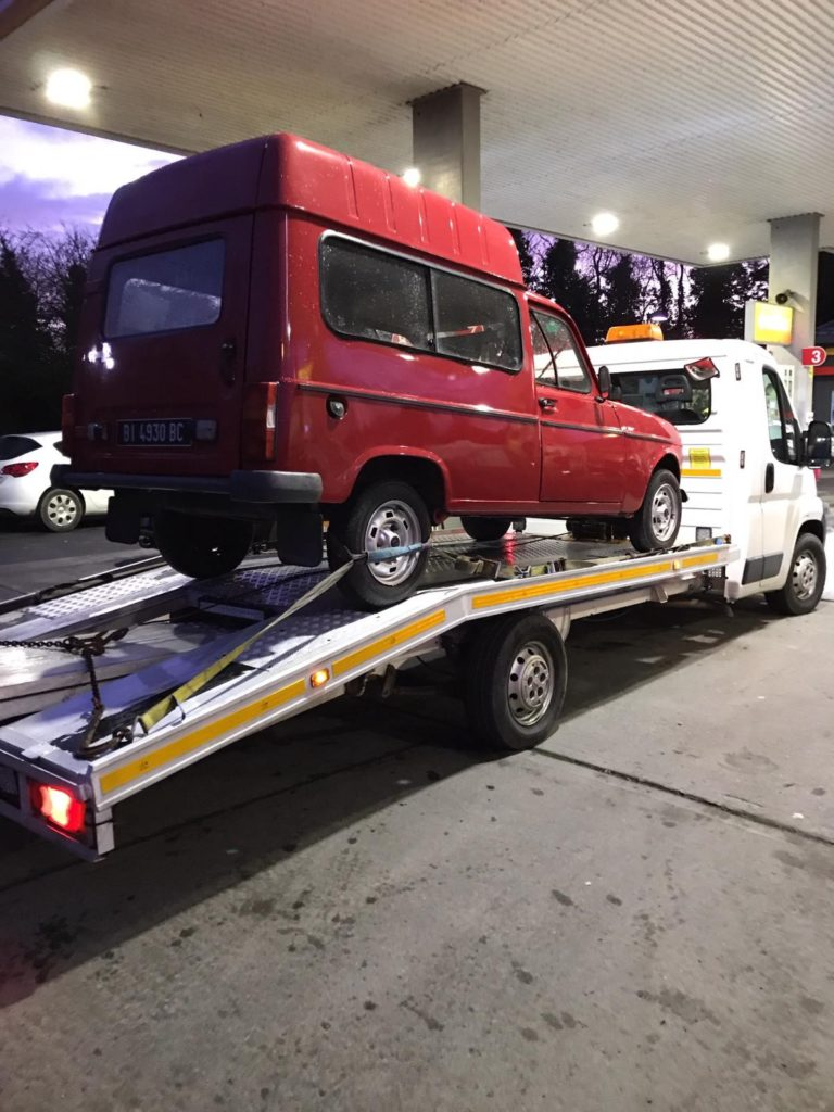 Towing in Meath for Vans