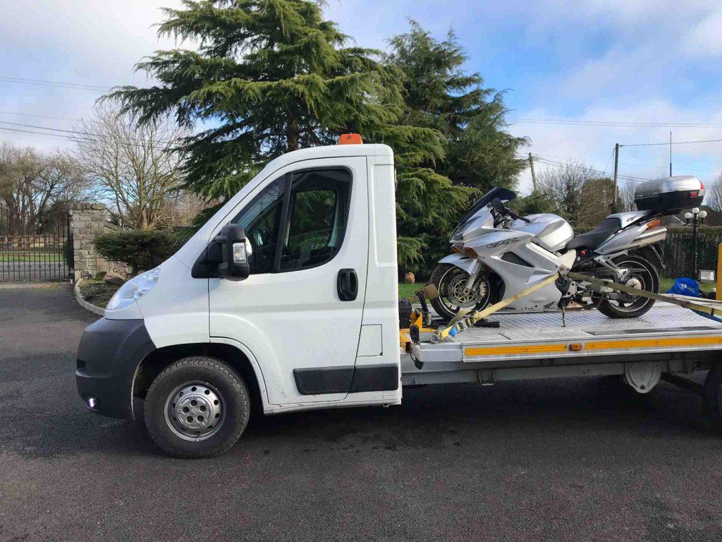 Motorbike recovery