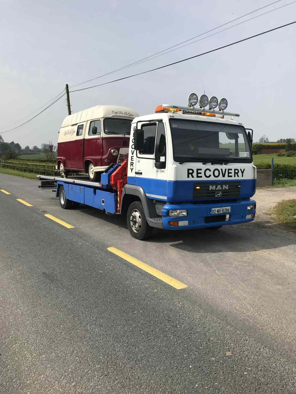 van recovery